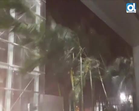 Las turistas atrapadas en Puerto Rico prevén regresar el sábado