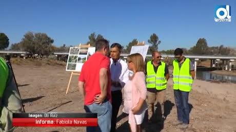 La Junta invierte 600.000 euros en los trabajos en el río Guadalete