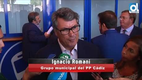 El PP lamenta que no se reconozca su papel en la estación de Cádiz