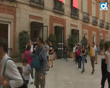 Puertas abiertas en el Museo Thyssen por su 25 aniversario