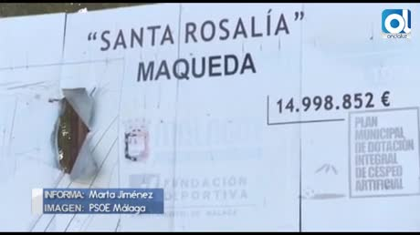 """El PSOE critica """"los graves problemas"""" de saneamiento en Maqueda"""