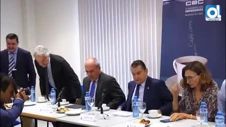 Sanz asegura que el Gobierno ha movido ya 256 millones de la ITI