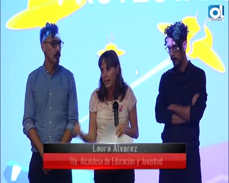 Sala Paúl alberga la muestra de cortometrajes Proyecta Jerez