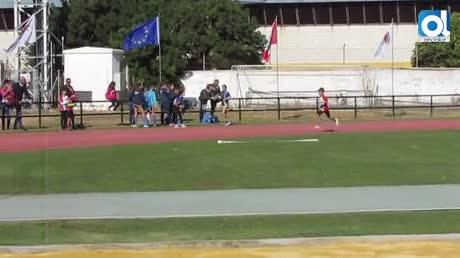 El CA Barrameda, espléndido en la III Reunión Atlética V Centenario