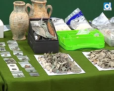 Investigado un matrimonio por el tráfico de piezas arqueológicas