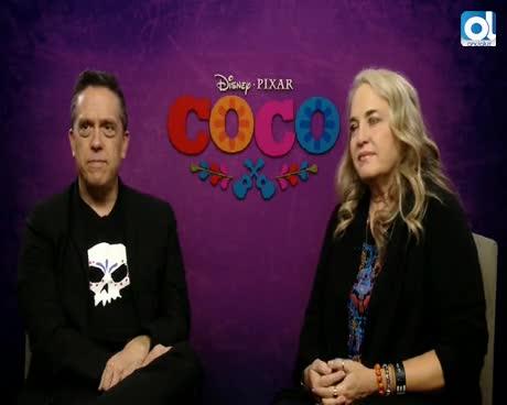 """'Coco', la cinta """"más grande y musical"""" de Pixar"""