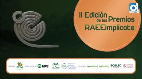 """Publicaciones del Sur, """"Premio RAEEimplícate a Medios de Comunicación"""""""