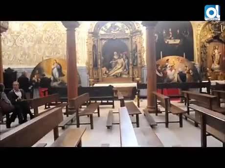 La Iglesia Santa María la Blanca recupera dos réplicas de Murillo