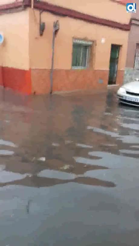 La Línea se lleva la peor parte de las actuaciones por fuertes lluvias