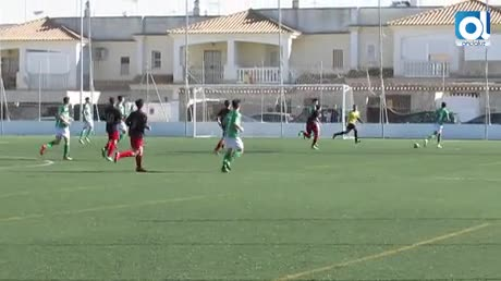 El juvenil A del Sanluqueño igualó un 0-2 ante el Recreativo de Huelva