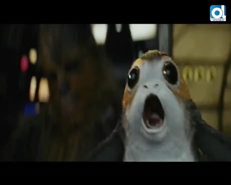 George Lucas, impresionado con el Episodio VIII