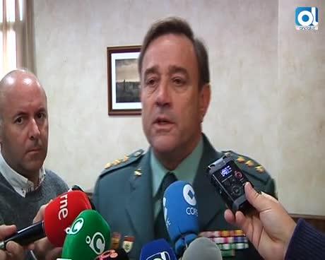 """La Guardia Civil de Cádiz cierra un año """"con los objetivos cumplidos"""""""