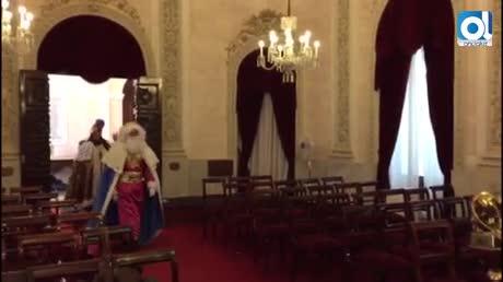 La ilusión llega a Cádiz con los Reyes Magos de El Pópulo