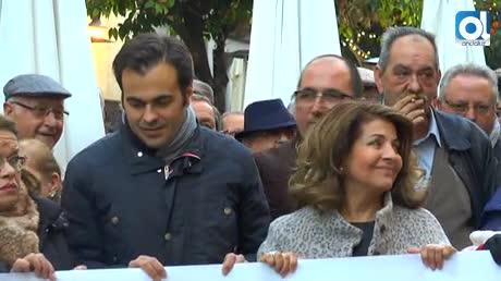 """""""Pedimos que llamarse Pedro Pacheco no suponga una condena añadida"""""""