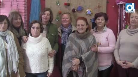 La Olla Solidaria recibe los productos de la Tómbola de Lunaria