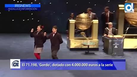 Crónica: Aya, la niña de los 'mil euros' roba el protagonismo al Gordo