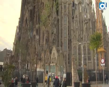 La Sagrada Familia instala escáneres y detectores