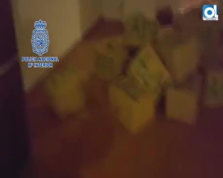 Detenidos cuatro narcotraficantes tras un tiroteo en Marbella