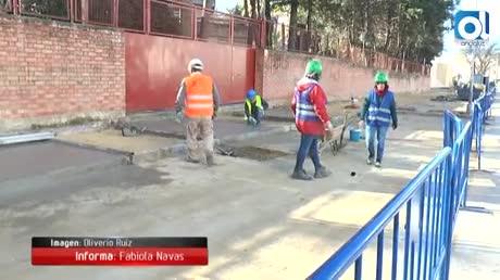 San Benito centraliza hasta cuatro obras de mejoras en sus calles