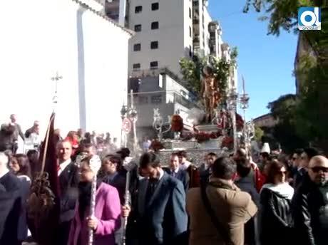 Lo mejor del paso procesional de San Sebastián, en imágenes