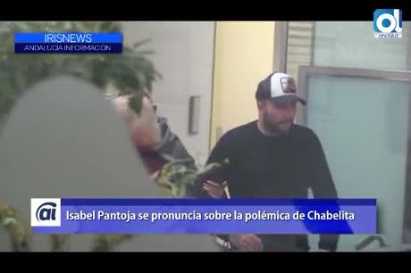 Isabel Pantoja se pronuncia sobre la polémica de Chabelita