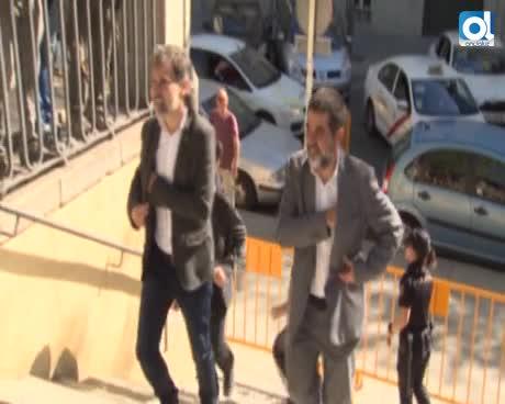 Junqueras, Sànchez y Cuixart llevan su caso a Naciones Unidas