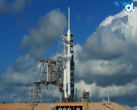 SpaceX abre nuevo capítulo espacial con lanzamiento de súpercohete