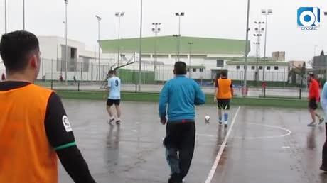 Igualdad en el inicio de la Liga Local de Empresas de Fútbol Sala