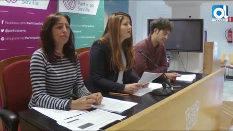 Participa Sevilla votará no a los presupuestos para 2018 de Espadas