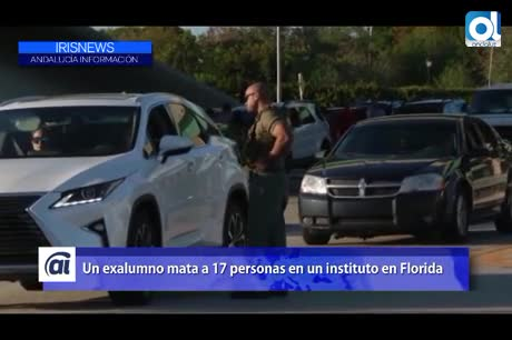 17 muertos en una escuela de Florida en una nueva masacre en EEUU
