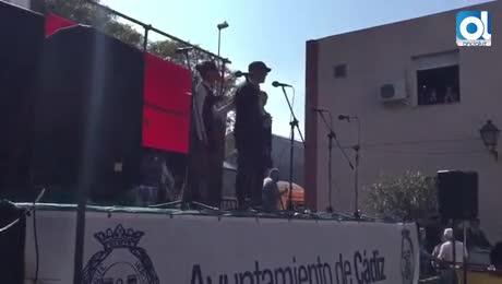 Homenaje en Loreto al guardia civil que perdió la vida en Huesca