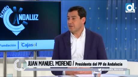 """Moreno reconoce que """"hay debate"""" entre Beltrán Pérez y José Luis Sanz"""