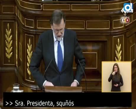 Rajoy anuncia que mejorará las pensiones mínimas y de viudedad