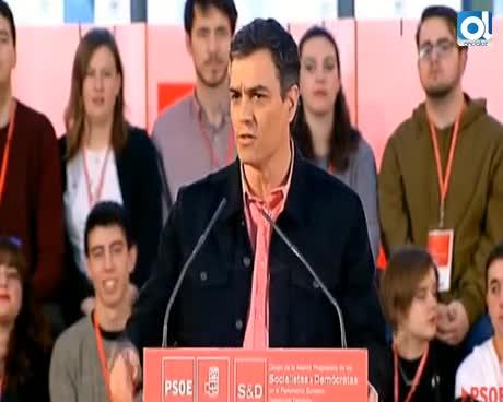 Sánchez propondrá que Gobierno y parlamentarios solo ganen 0,25% más