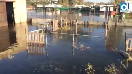 """""""Los pantanos no causan las inundaciones, evitan anegaciones peores"""""""