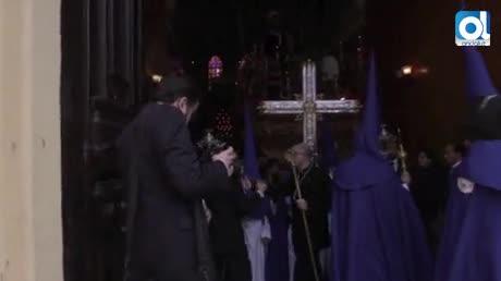 La Borriquita abre una nueva Semana Santa de San Fernando