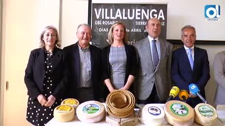 Villaluenga marida sus quesos con los vinos del Marco de Jerez