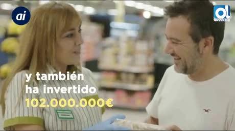 Mercadona crea 1.015 empleos en Andalucía e invierte 102 millones