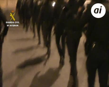Guardia Civil permite desarrollar operación internacional contra DAESH