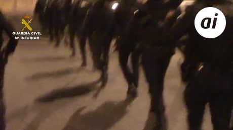 Caen dos redes de 'narcos' rivales asentadas en Sanlúcar y Sevilla