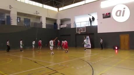 El junior masculino B del Adesa 80 de baloncesto, campeón de Liga