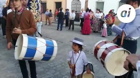 Rocío 2018: Olivares y Albaida irán por el Camino de Aguasanta