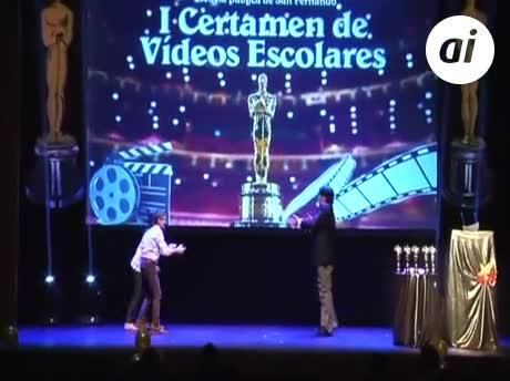 Una veintena de vídeos compitieron en los Óscar de la Escuela Pública