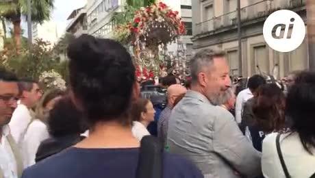 Huelva y Emigrantes ya piensan en su próxima visita a la Virgen