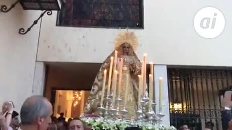 Esperanza, Dolores y Soledad, a la espera de reencontrarse con Málaga