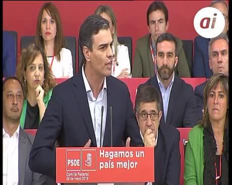 El plan de Pedro Sánchez: moción, estabilidad y entonces, elecciones