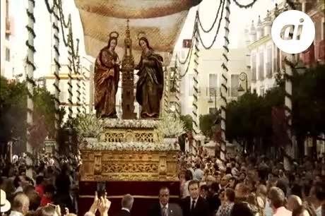 Ondaluz TV retransmite en directo el Corpus de Sevilla
