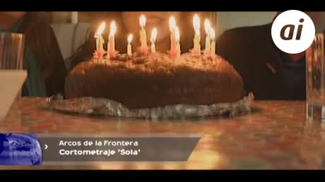 La Junta premia el cortometraje 'Sola' del IES Guadalpeña