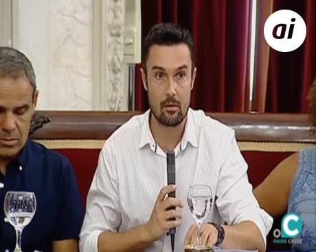 Informe favorable para la modificación puntual del PGOU de Cádiz
