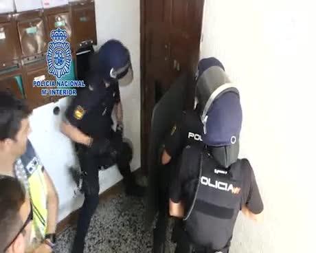 Dos detenidos por el secuestro de un individuo en Algeciras